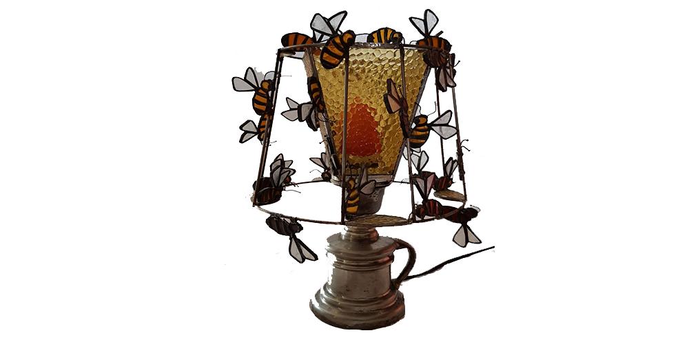 Bijenlamp